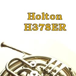 フレンチホルン ホルトン H378ER中級ホルンのベストセラー30%OFF!千葉県のホルン販売吹奏楽部/オーケストラ/中学生/高校生