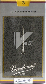 E♭クラリネットリードバンドレンV12 1箱 セール価格 送料込 デポー