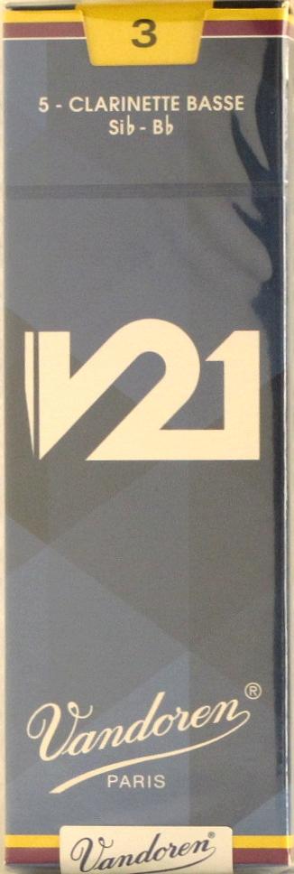 バスクラリネットリードバンドレンV21 ☆国内最安値に挑戦☆ 1箱 年間定番 送料込