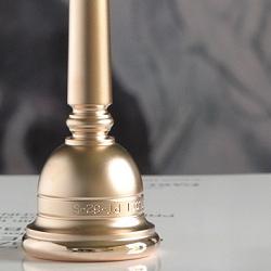 これは欲しい!テューバ(チューバ)マウスピースペラントゥッチリム・ピンクゴールドボトム・サテンピンクゴールド究極の美しさ!オーダーいただいた後にメッキかけます。納期、約10日