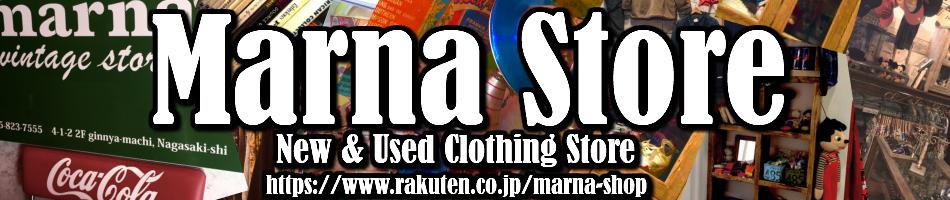 Marna Store:ジャンル問わず様々な人に楽しんで頂けるお店となっております。