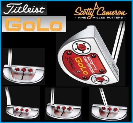 スコッティーキャメロン 14 セレクトパター GoLoシリーズ