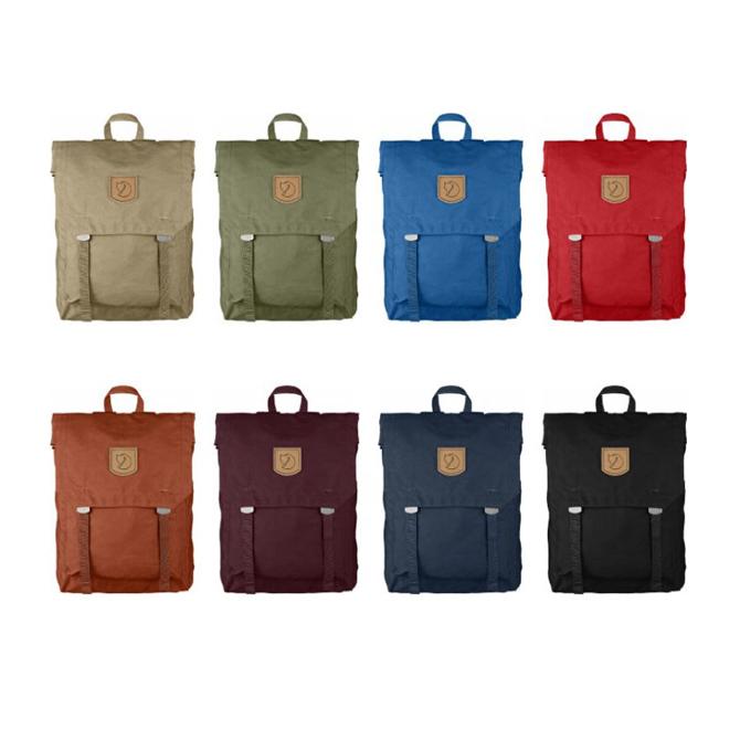 FJALL RAVEN フェールラーベン Foldsack No.1 フォールドサック リュック バックパック 【marquee】
