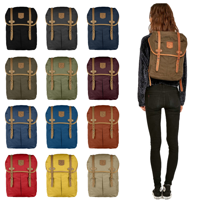 FJALL RAVEN フェールラーベン Rucksack No  21 Medium medium rucksack backpack