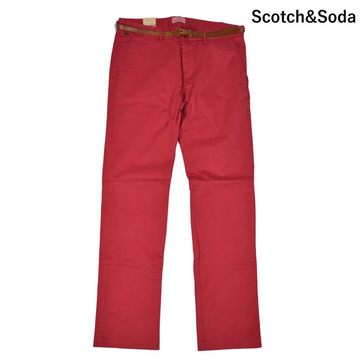 【究極プライス】Scotch&Soda カラーチノパン SC80001 【marquee】