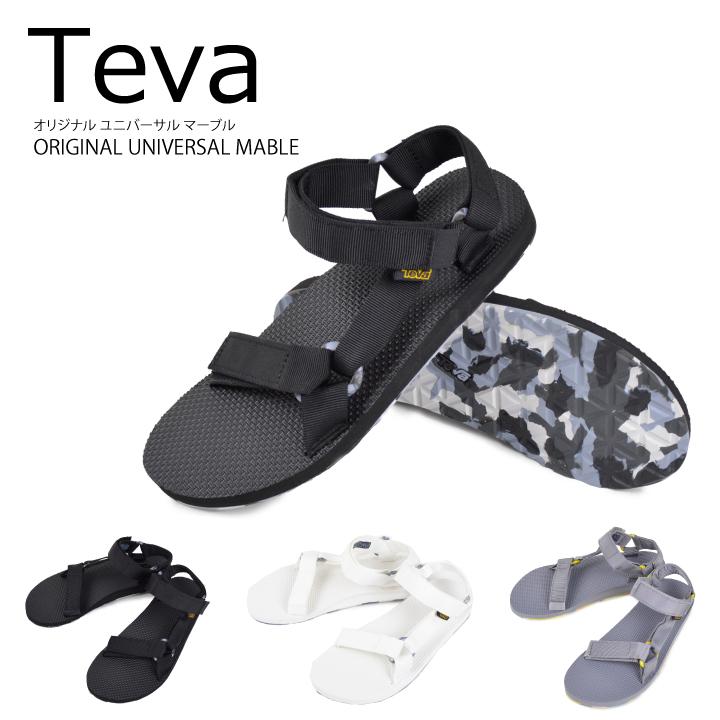 【★200円OFFクーポン!+5%還元!★】Teva サンダル テバ メンズ スポーツサンダル Original Universal Marble 1007555
