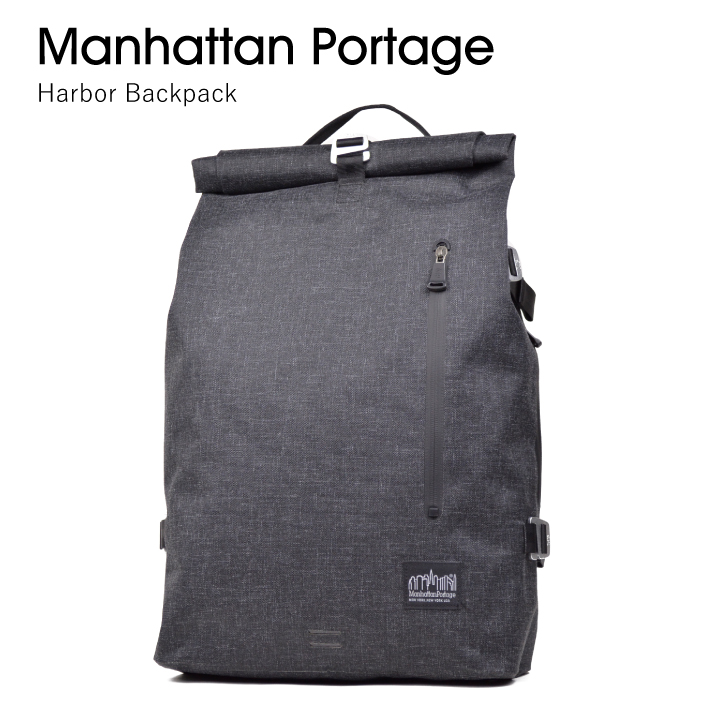 Manhattan Portage Black Label マンハッタンポーテージ ブラックレーベル バックパック Harbor Backpack 5210-BL 【marquee】