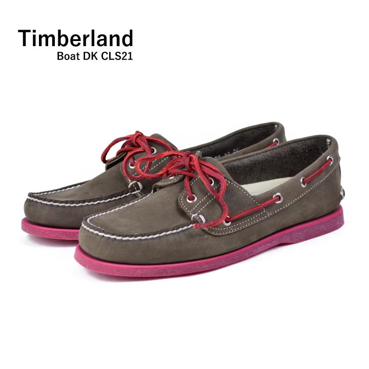 ティンバーランド Timberland デッキシューズ Classic 2 Eye Boat 【marquee】