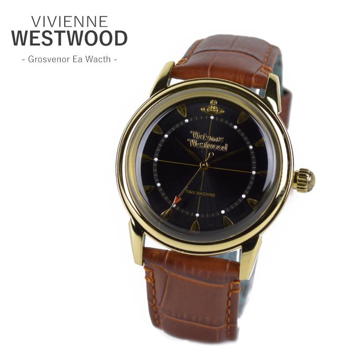 【5%還元!】ヴィヴィアンウエストウッド 時計Vivienne WestwoodGrosvenor Ea Wacth VV064 【marquee】 【0304ss_l】