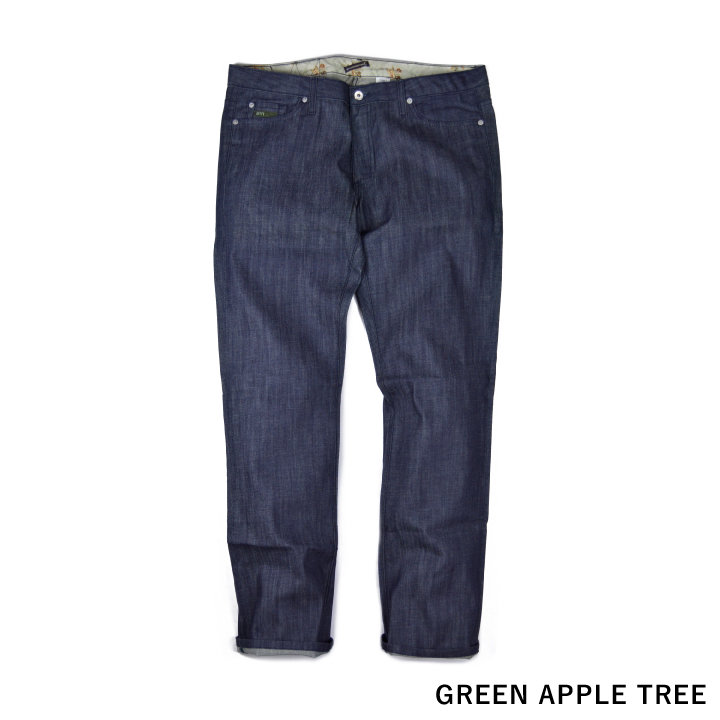 GREEN APPLE TREE スキニーデニム PREGUE JEAN 【marquee】