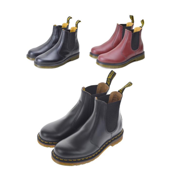 ドクターマーチン Dr.Martens レディース メンズ 靴 ブーツ サイドゴア チェルシー chelsea boot 2976 【marquee】