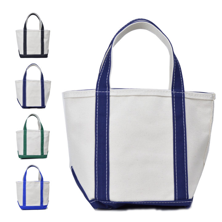 LLビーン トートバッグ S エルエルビーン ジップ ファスナー LL BEAN BOAT AND TOTE ZIP TOP SMALL TA112643 【marquee】