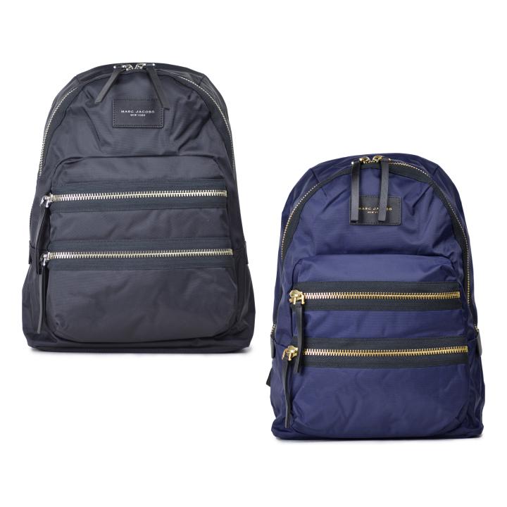 【★ポイント5倍! 25日23:59迄】マークジェイコブス リュック MARC JACOBS Mini Nylon Biker Backpack  Sサイズ M0008298 【marquee】