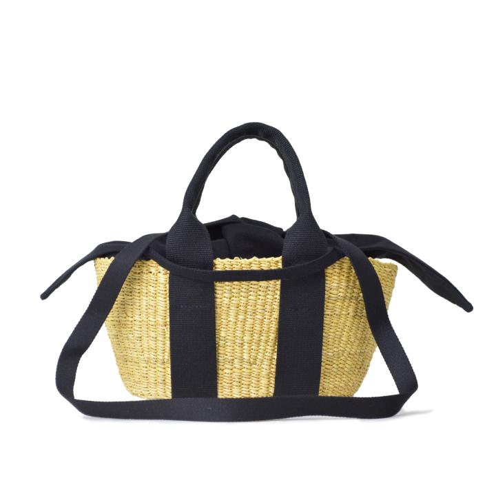 MUUN (ムーニュ)MINI GEORGE カゴバック布袋付き レディース バッグ トートバッグ