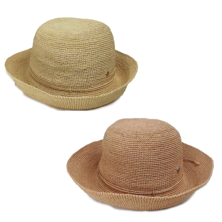 【5%還元!】ヘレンカミンスキー HELEN KAMINSKI VILLA 9 ヴィラ ラフィア ハット (麦わら帽子)  【marquee】
