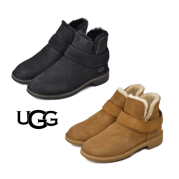 UGG アンクルブーツ アグ McKay マッケイ ムートンブーツ レディース ファー シューズ 靴 1012358【marquee】