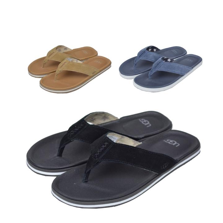 b516f5185f5 UGG アグ /BEACH FLIP 1020084 beach flip sandals fashion casual shoes