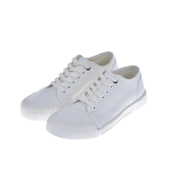 【5%還元!】Good News グットニュース スニーカー 靴 BAGGER LOW WHITE