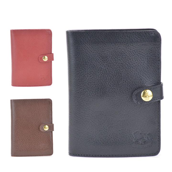 イル ビゾンテ IL BISONTE C0343 P メンズ 二つ折り財布【marquee】