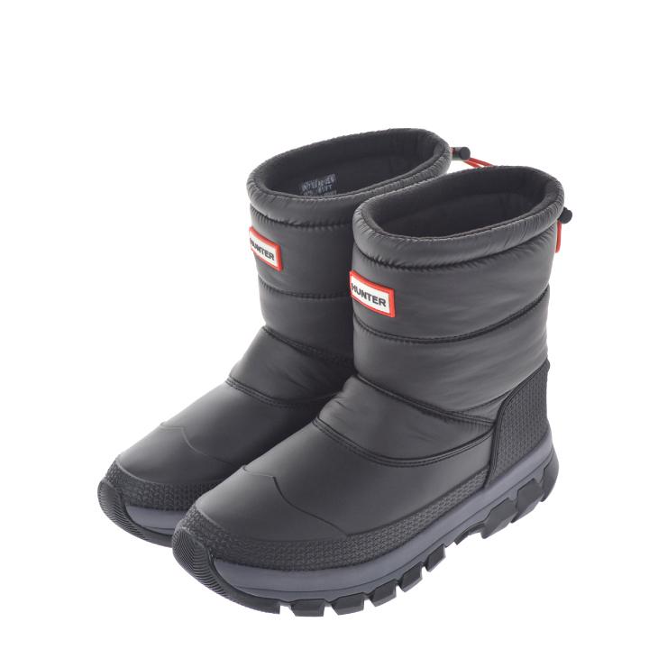 HUNTER ハンター WFS2066WWU Boots レインブーツ スノーブーツ 防滑 断熱 ブラック レディースシューズ【marquee】