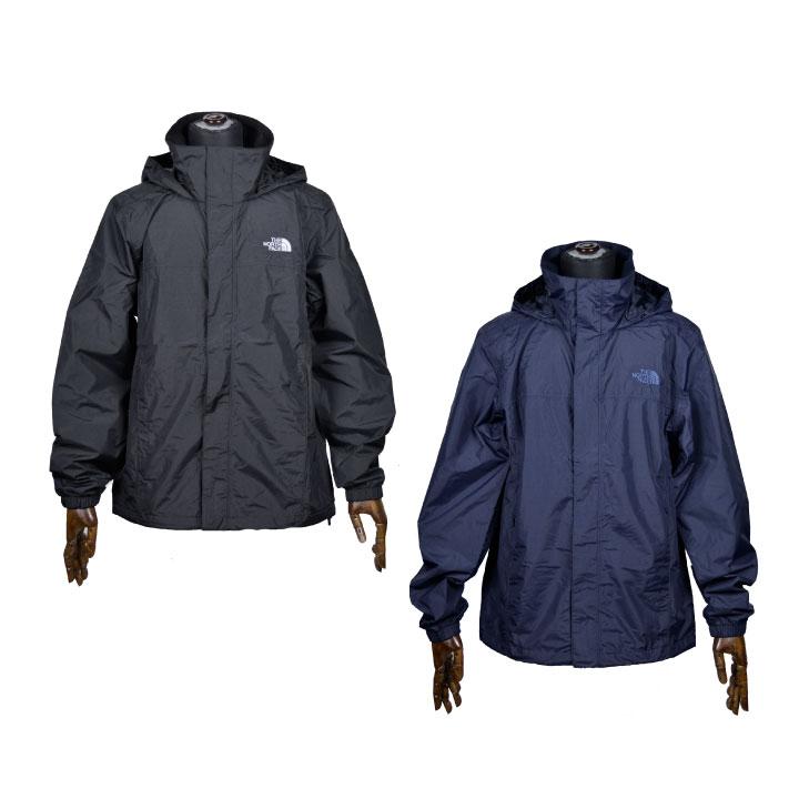 THE NORTH FACE ザ ノースフェイス /Men's RESOLVE 2 Jacket T92VD5 ナイロンジャケット メンズ ブラック ネイビー レインジャケット【marquee】