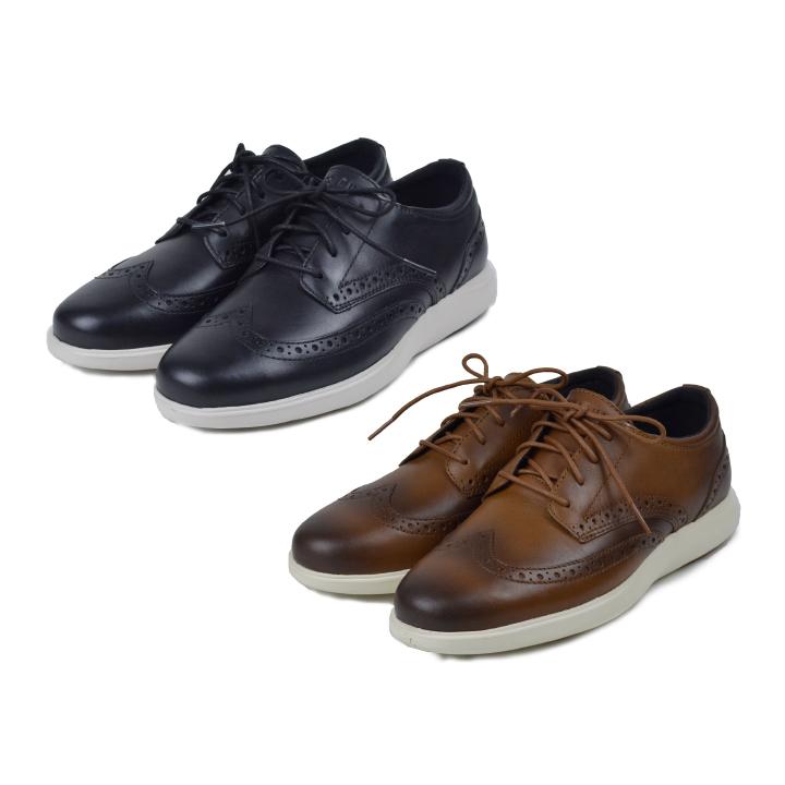 COLE HAAN コールハーン Grand Plus Essex Wedge Oxford オックスフォードシューズ C31193 C31195 メンズ 靴 ビジネスシューズ 革靴【marquee】