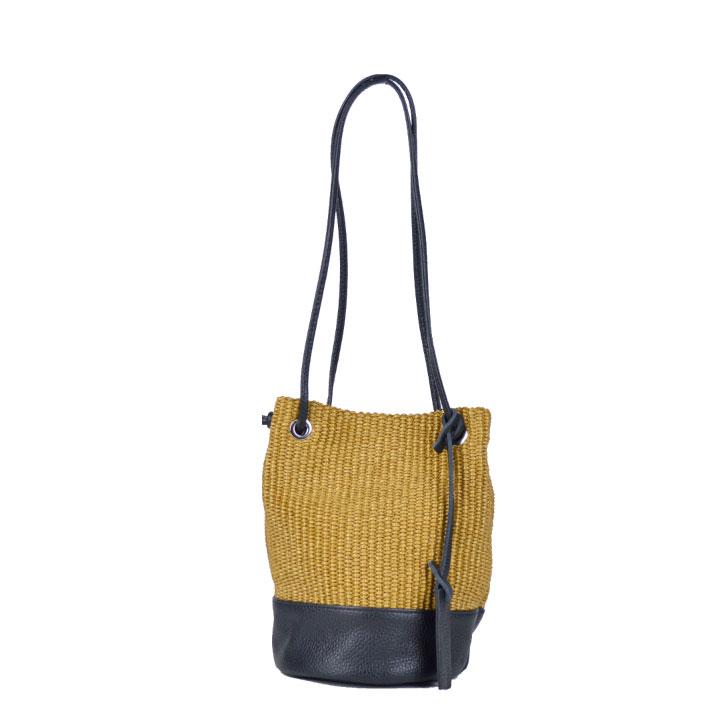 marco masi / マルコマージ 巾着 ハンドバッグ ショルダーバッグ レザー レディース 鞄 2957【marquee】