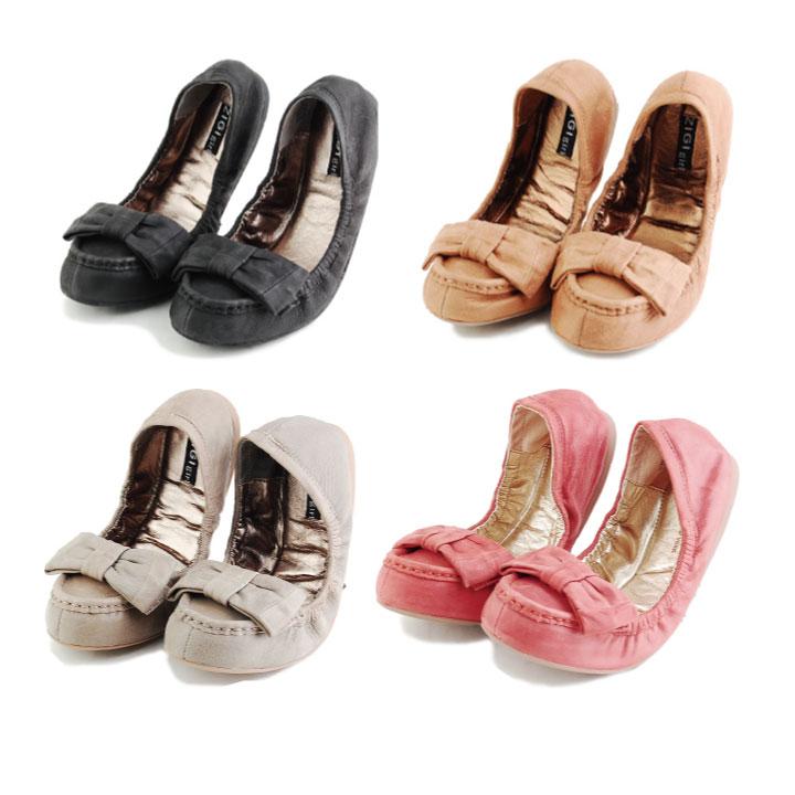 Zigi NY ジギニューヨーク JACKIE パンプス バレエシューズ ペタンコ 靴 ルームシューズ【dq_gw】