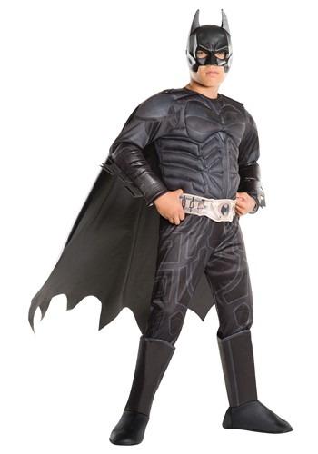 バットマン Dark ナイト チャイルド デラックス コスチューム ハロウィン 子ども コスプレ 衣装 仮装 こども イベント 子ども パーティ ハロウィーン 学芸会