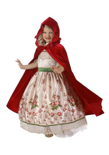 【店内全品P5倍】チャイルド Vintage レッド Riding Hood コスチューム Set ハロウィン 子ども コスプレ 衣装 仮装 こども イベント 子ども パーティ ハロウィーン 学芸会