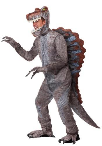 大人用 Spinosaurus コスチューム ご予約品 ハロウィン メンズ コスプレ 衣装 至上 ハロウィーン 男性用 学芸会 パーティ イベント 仮装 男性