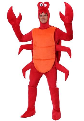 Men's Crab コスチューム: 大きいサイズ ハロウィン メンズ コスプレ 衣装 男性 イーグルス感謝祭 仮装 全品P5倍 パーティ 毎週更新 男性用 ハロウィーン 学芸会 大幅値下げランキング イベント