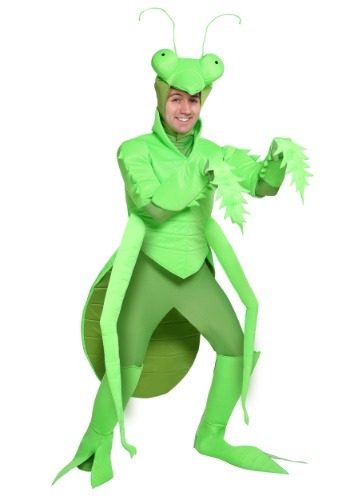 Men's Praying Mantis コスチューム ハロウィン ファッション通販 メンズ コスプレ 衣装 男性 イーグルス感謝祭 学芸会 イベント 仮装 超安い パーティ 男性用 全品P5倍 ハロウィーン