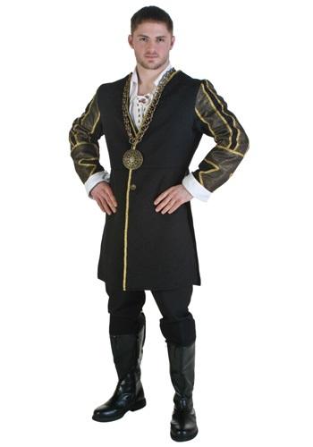 大きいサイズ King Henry VIII コスチューム 休日 ハロウィン メンズ コスプレ 衣装 男性 学芸会 セール 全品P5倍 4日~ クーポン有 仮装 男性用 パーティ イベント ハロウィーン