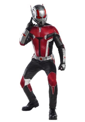 【4日~ 全品P5倍 クーポン有】Ant-Man Grand Heritage 大人用 コスチューム ハロウィン メンズ コスプレ 衣装  男性 仮装  男性用 イベント パーティ ハロウィーン 学芸会