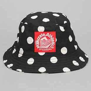 Milkcrate Athletics Polka Dot Bucket Hat 大人気 ミルクレイト ポルカドット バケットハット Milkrate Athletics 日本未発売