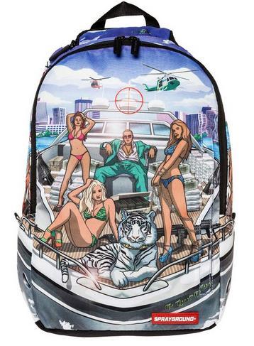 SPRAYGROUND 305 YACHT バックパック SprayGround リュック バックパック デイパック Yacht Backpack