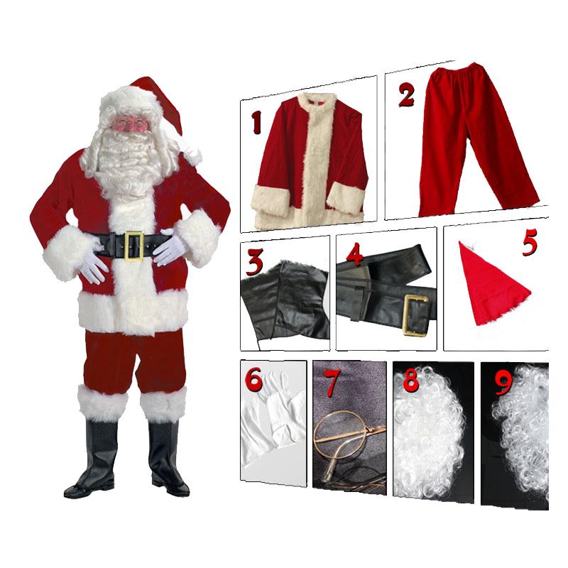 子供が喜ぶ!大人用サンタ衣装のおすすめを教えて