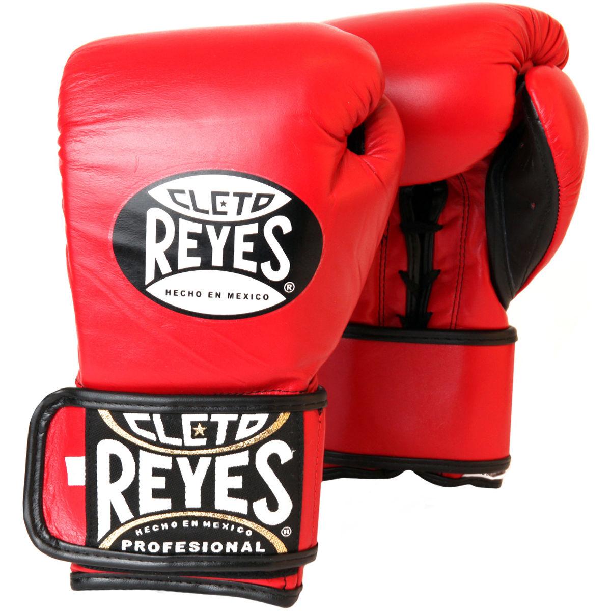REYES レイジェス ボクシング グローブ ボクシンググローブ レッド 赤 メキシコ製 本革 6オンス 10オンス 14オンス 18オンス