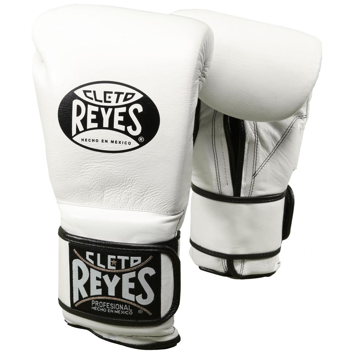 REYES レイジェス ボクシング グローブ ホワイト 白 ボクシンググローブ メキシコ製 本革 オンス 12オンス 14オンス 16オンス 18オンス