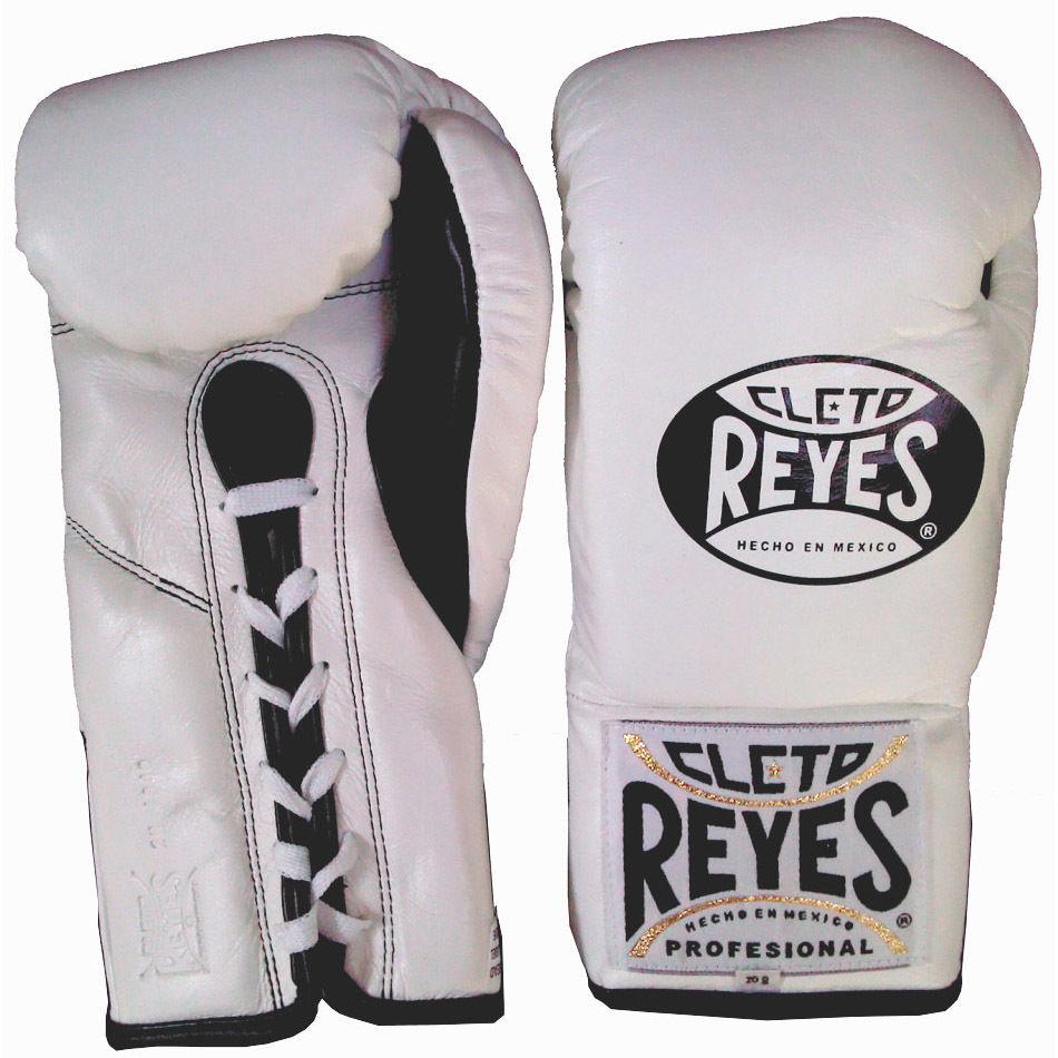 REYES レイジェス ボクシング グローブ レースアップ ホワイト 白 ボクシンググローブ メキシコ製 本革 オンス 8オンス 10オンス