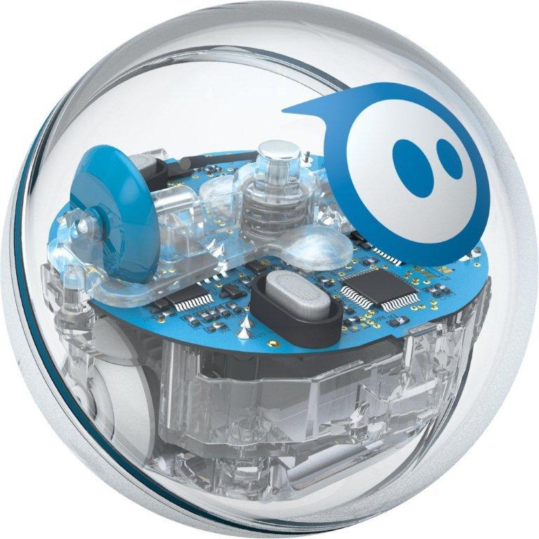 子ども向け プログラミング教材ロボット Sphero SPRK+ ロボティックボール 防水機能付 子ども プログラミング 知育 教育 サイエンス