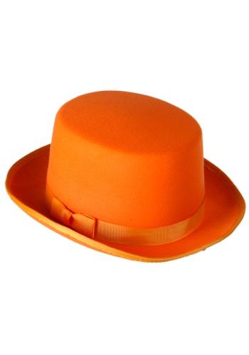 Orange Tuxedo Top 帽子 ハット ハロウィン コスプレ 衣装 仮装 小道具 おもしろい イベント パーティ ハロウィーン 学芸会