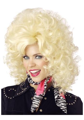 Country Western Diva ウィッグ クリスマス ハロウィン コスプレ 衣装 仮装 小道具 おもしろい イベント パーティ ハロウィーン 学芸会