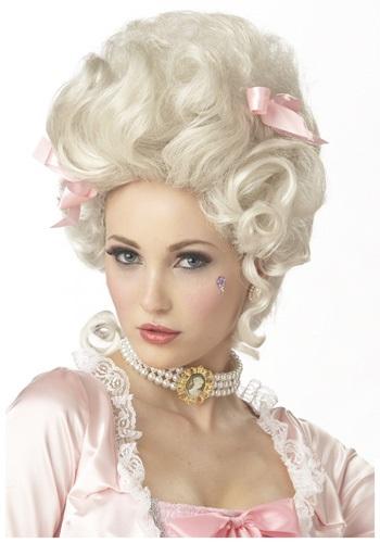 Marie Antoinette ウィッグ クリスマス ハロウィン コスプレ 衣装 仮装 小道具 おもしろい イベント パーティ ハロウィーン 学芸会