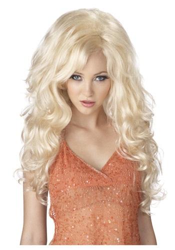 Blonde Bombshell ウィッグ クリスマス ハロウィン コスプレ 衣装 仮装 小道具 おもしろい イベント パーティ ハロウィーン 学芸会