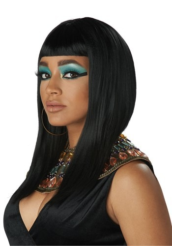 Angular Egyptian Cut ウィッグ クリスマス ハロウィン コスプレ 衣装 仮装 小道具 おもしろい イベント パーティ ハロウィーン 学芸会