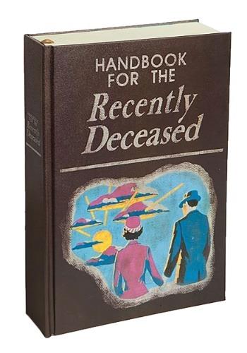 Handbook for the Recently Deceased Beetlejuice Journal ハロウィン コスプレ 衣装 仮装 小道具 おもしろい イベント パーティ ハロウィーン 学芸会