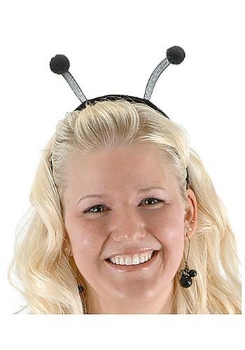 ブラック Bug Antennae クリスマス ハロウィン コスプレ 衣装 仮装 小道具 おもしろい イベント パーティ ハロウィーン 学芸会