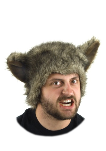 Werewolf 帽子 ハット クリスマス ハロウィン コスプレ 衣装 仮装 小道具 おもしろい イベント パーティ ハロウィーン 学芸会